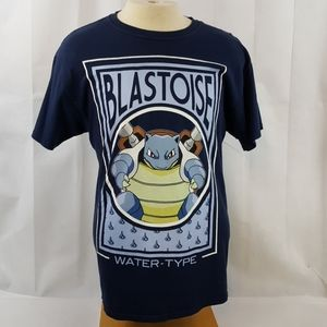 Pokemon Blastoise shirt
